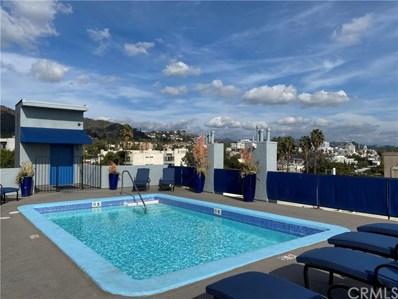 1355 N Sierra Bonita Avenue UNIT 308, Hollywood, CA 90046 - MLS#: BB20011377