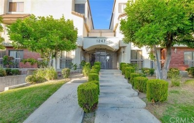 1247 E Wilson Avenue UNIT 12, Glendale, CA 91206 - MLS#: BB20093021