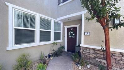 16713 Nicklaus Drive UNIT 5, Sylmar, CA 91342 - MLS#: BB21136133