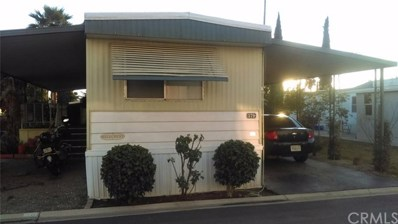 3825 Crestmore Road UNIT 379, Jurupa Valley, CA 92509 - MLS#: CV16748433