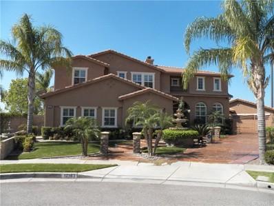 12163 Keenland Drive, Rancho Cucamonga, CA 91739 - MLS#: CV17028920