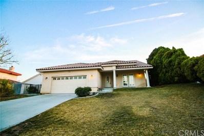 18525 Kalin Ranch Road, Victorville, CA 92395 - MLS#: CV17039601