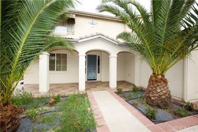18710 Hawkhill Avenue, Perris, CA 92570 - MLS#: CV17060826