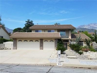 1015 Deborah Street, Upland, CA 91784 - MLS#: CV17075975