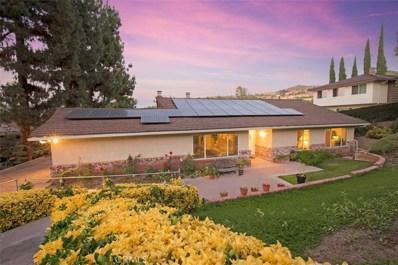 1342 Hollencrest Drive, West Covina, CA 91791 - MLS#: CV17098528