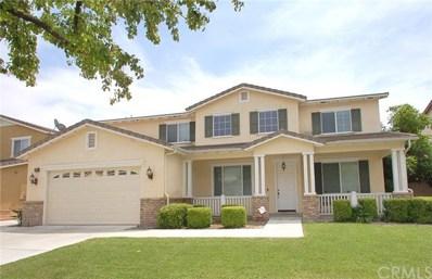 12453 Split Rein Drive, Rancho Cucamonga, CA 91739 - MLS#: CV17101203