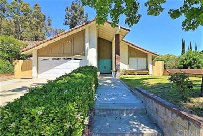 1568 Kiowa Crest Drive, Diamond Bar, CA 91765 - MLS#: CV17102321