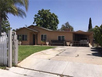 5931 Bee Jay Street, Riverside, CA 92503 - MLS#: CV17106089