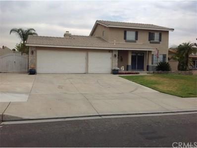 2042 W Windhaven Drive, Rialto, CA 92377 - MLS#: CV17112286