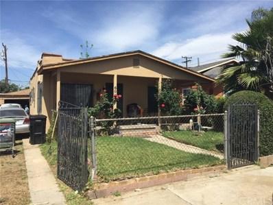 605 Williamson Avenue, East Los Angeles, CA 90022 - MLS#: CV17114488