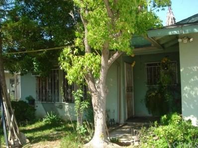 2601 12th Street, Riverside, CA 92507 - MLS#: CV17116010