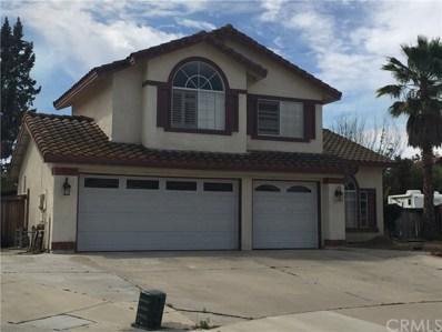 25450 Clover Glen Circle, Murrieta, CA 92563 - MLS#: CV17122441