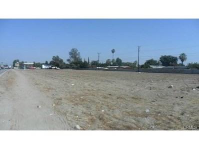 0 Foothill, Fontana, CA 92335 - MLS#: CV17122738