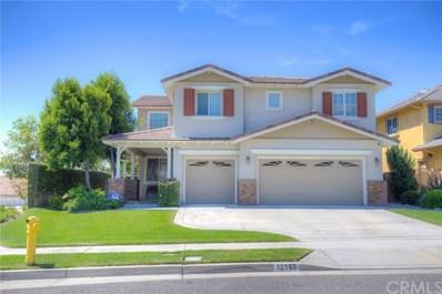 12197 Iron Stone Drive, Rancho Cucamonga, CA 91739 - MLS#: CV17123200