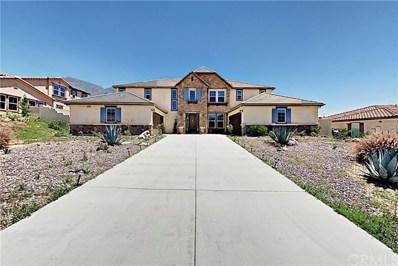 5061 Woodley Ridge Drive, Rancho Cucamonga, CA 91739 - MLS#: CV17127611