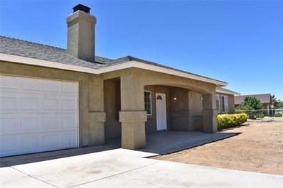21289 Nandina Street, Apple Valley, CA 92308 - MLS#: CV17133957