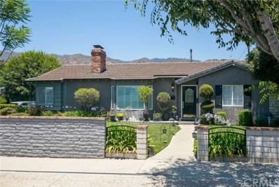1017 E Leadora Avenue, Glendora, CA 91741 - MLS#: CV17137826