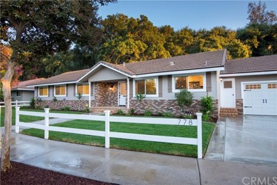778 Rancho El Fuerte Drive, Covina, CA 91724 - MLS#: CV17141226