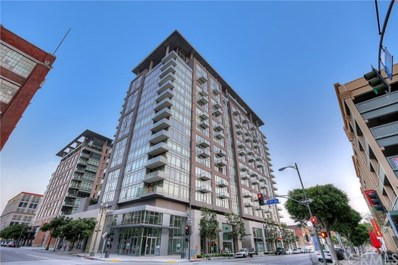 1100 S Hope Street UNIT 1206, Los Angeles, CA 90015 - MLS#: CV17142999