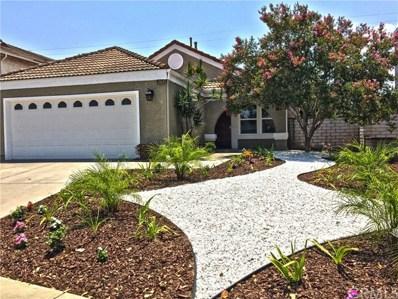 262 E Bellbrook Street, Covina, CA 91722 - MLS#: CV17143647