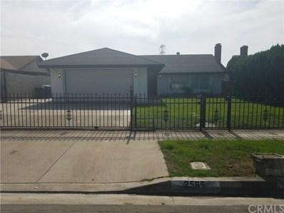 2565 Poplar Street, San Bernardino, CA 92410 - MLS#: CV17144700