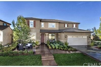 1123 Vallejo Street, Perris, CA 92571 - MLS#: CV17144731