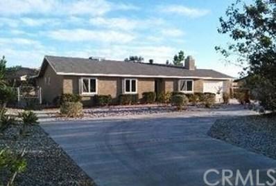 22709 South Road, Apple Valley, CA 92307 - MLS#: CV17148459