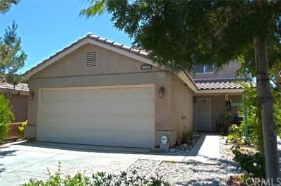 14433 El Grande Way, Victorville, CA 92394 - MLS#: CV17148777