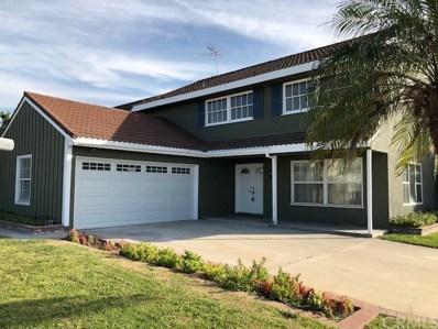 7182 Tiara Lane, La Palma, CA 90623 - MLS#: CV17150026