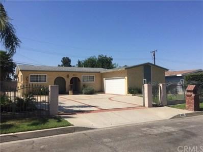 652 W Laxford Street, Glendora, CA 91740 - MLS#: CV17151385