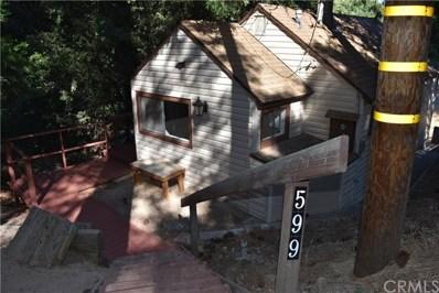 599 Acacia Drive, Crestline, CA 92376 - MLS#: CV17159625