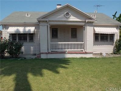 2709 S Harcourt Avenue, Los Angeles, CA 90016 - MLS#: CV17161433