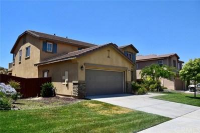 34917 Middlecoff Court, Beaumont, CA 92223 - MLS#: CV17161502