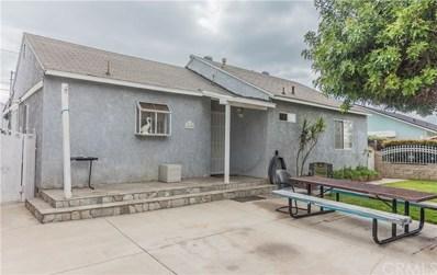 16022 Meadowside Street, Valinda, CA 91744 - MLS#: CV17164249