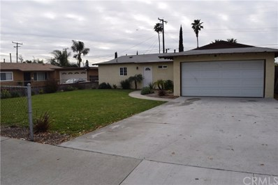 1386 E 6th Street, Ontario, CA 91764 - MLS#: CV17167763