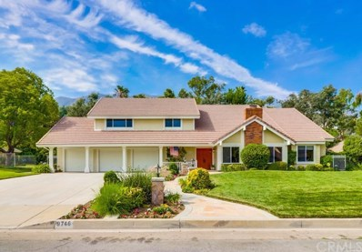 9746 Whirlaway Street, Alta Loma, CA 91737 - MLS#: CV17170494