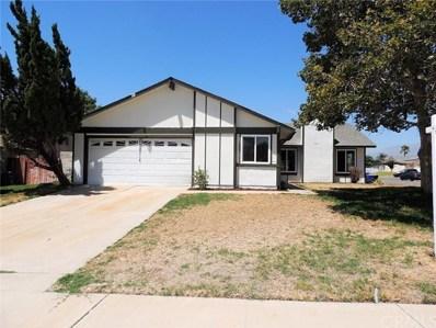 1554 N Idyllwild Avenue, Rialto, CA 92376 - MLS#: CV17172052