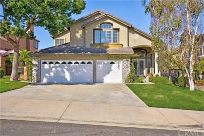 15011 Calle La Paloma, Chino Hills, CA 91709 - MLS#: CV17172067