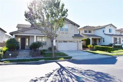 5966 Lost Horse Drive, Fontana, CA 92336 - MLS#: CV17174077