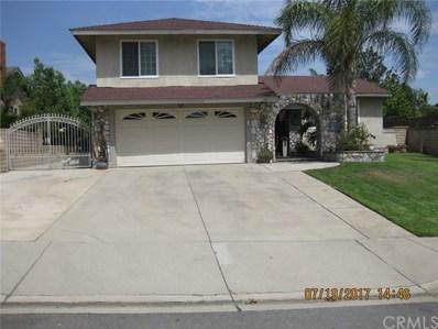 6591 Mango Street, Rancho Cucamonga, CA 91737 - MLS#: CV17174129