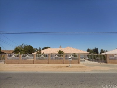 18196 Danbury Avenue, Hesperia, CA 92345 - MLS#: CV17178021