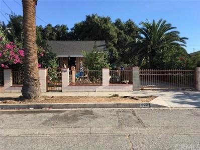 522 Pearl Street, San Gabriel, CA 91776 - MLS#: CV17178744