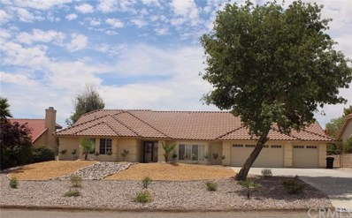 16542 Menahka Road, Apple Valley, CA 92307 - MLS#: CV17181346