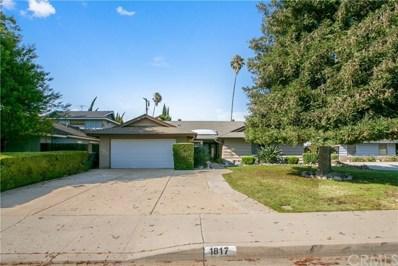 1817 Kendrick Drive, La Verne, CA 91750 - MLS#: CV17181675