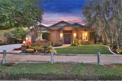 1486 Valley Drive, Norco, CA 92860 - MLS#: CV17183303