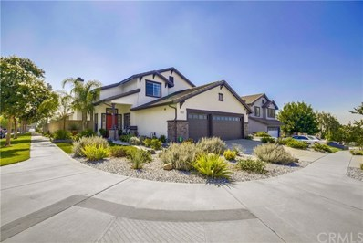 6029 San Rafael Court, Rancho Cucamonga, CA 91737 - MLS#: CV17183626