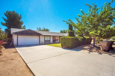 10287 Oakwood Avenue, Hesperia, CA 92345 - MLS#: CV17184708
