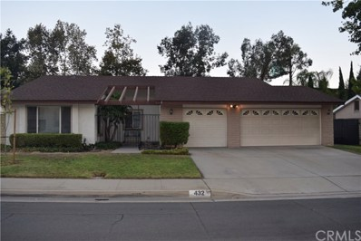 432 Cheyenne Drive, San Dimas, CA 91773 - MLS#: CV17184986