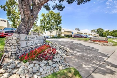 10722 Arrow UNIT 102, Rancho Cucamonga, CA 91730 - MLS#: CV17185118