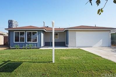 350 W Granada Street, Rialto, CA 92376 - MLS#: CV17185737